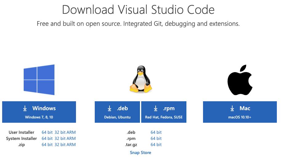 Visual Studio Codeの環境別ファイル