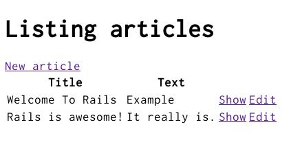 Railsでブログ機能を作る
